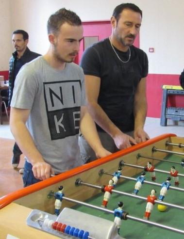 Clément REGNIAUD avec Jean-Luc JACQUET