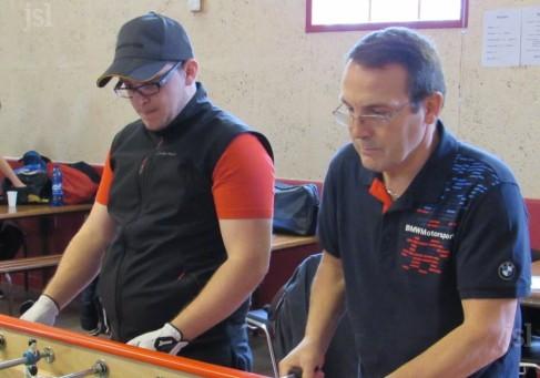 Cyril BONNIN avec Jean-Michel GHIRARDI