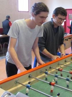 Maxime et Philippe DELAROSE