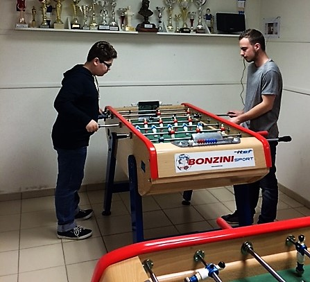 JOris face à Clément REGNIAUD