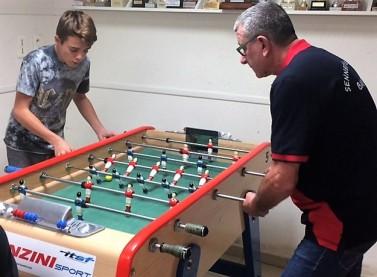 Hugo face à Philippe CONFORT