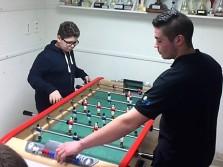 Joris contre LAurent FOLLOT en 16ème de finale